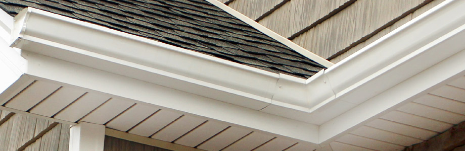 Gutters, Gutter Cleaning and Repair in Mercer County NJ